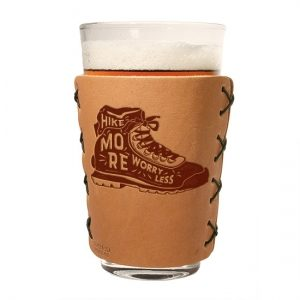 Pint Holder: Hike More, Worry Less