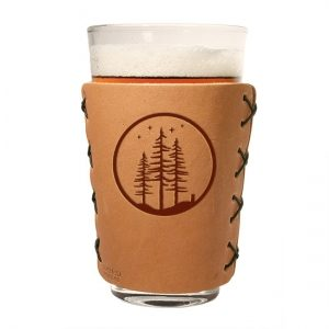 Pint Holder: Starry Trees