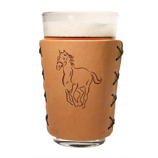 Pint Holder: Horse