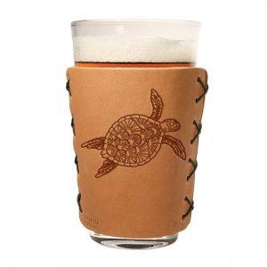 Pint Holder: Sea Turtle