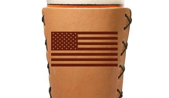 Pint Holder: American Flag