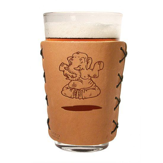 Pint Holder: Elephant Buddah