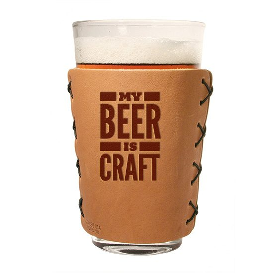Pint Holder: My Beer is Craft
