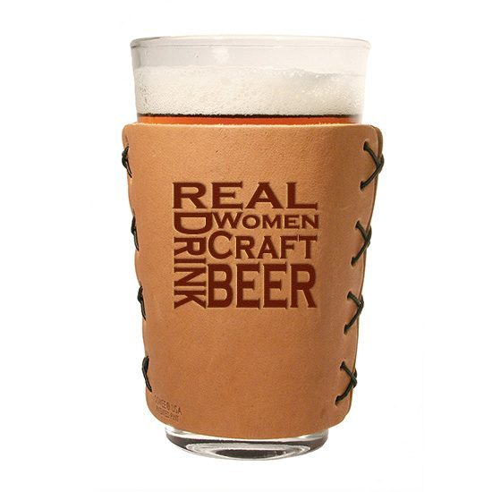 Pint Holder: Real Women...Beer