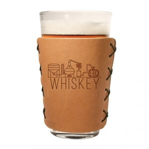Pint Holder: Whiskey