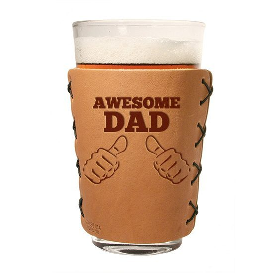 Pint Holder: Awesome Dad