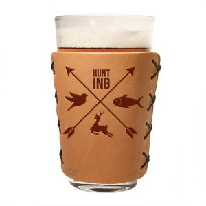 Pint Holder: Hunting Cross