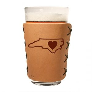 Pint Holder: NC Heart