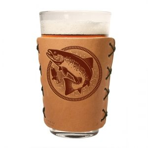 Pint Holder: Fish