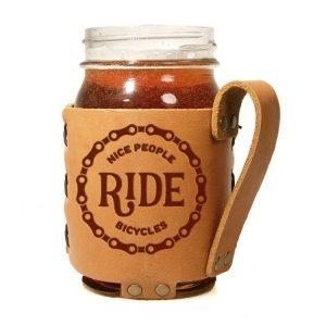 Regular Mason Sleeve: Nice People Ride Bikes