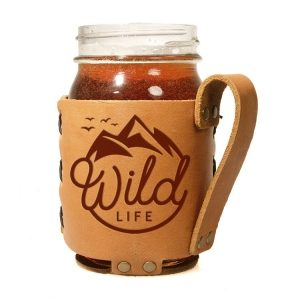 Regular Mason Sleeve: Wild Life