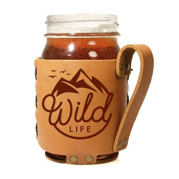 Regular Mason Sleeve: Wild Life