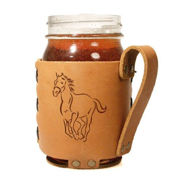 Regular Mason Sleeve: Horse