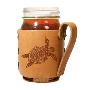 Regular Mason Sleeve: Sea Turtle