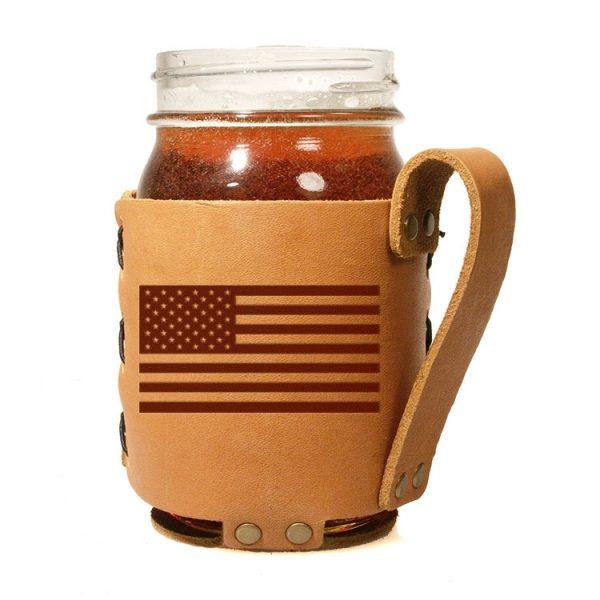 Regular Mason Sleeve: American Flag