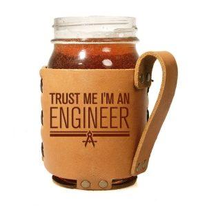 Regular Mason Sleeve: Trust Me ... Engineer