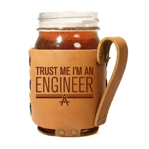 Regular Mason Sleeve: Trust Me ... Engineer