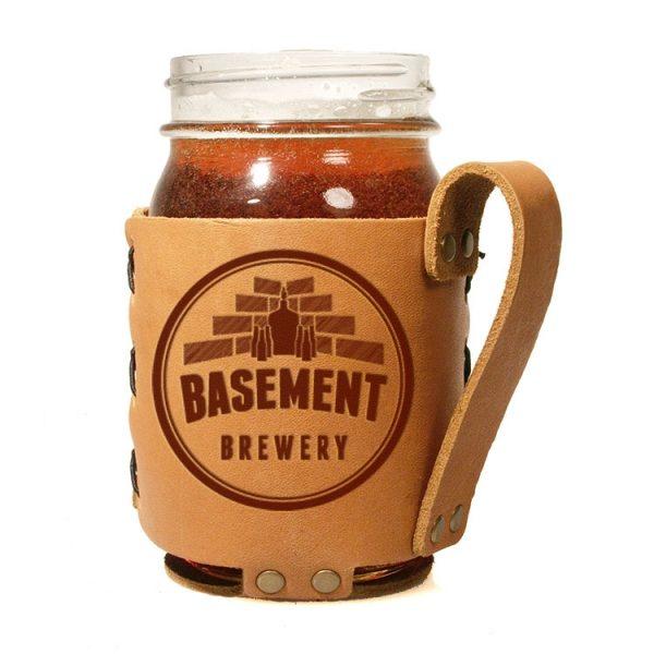 Regular Mason Sleeve: Basement Brewery