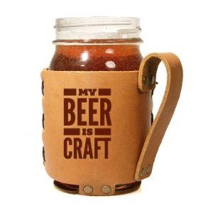 Regular Mason Sleeve: My Beer is Craft