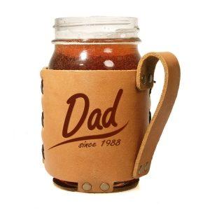 Regular Mason Sleeve: Dad Since
