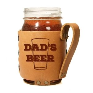 Regular Mason Sleeve: Dad's Beer