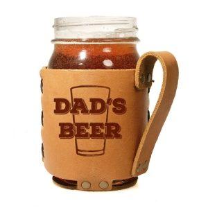 Regular Mason Sleeve: Dad's Beer