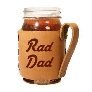 Regular Mason Sleeve: Rad Dad