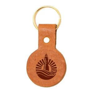 Round Key Chain: Light House