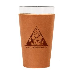 Single Stitch Pint Holder: Big Adventure