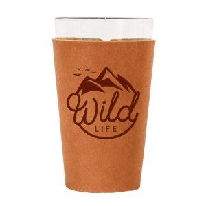 Single Stitch Pint Holder: Wild Life