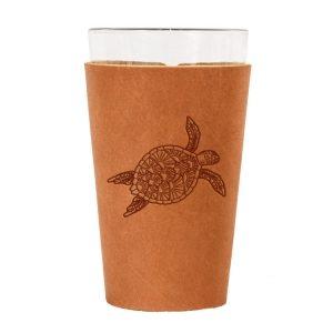 Single Stitch Pint Holder: Sea Turtle