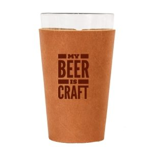 Single Stitch Pint Holder: My Beer is Craft