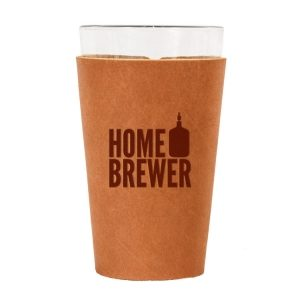 Single Stitch Pint Holder: Home Brewer