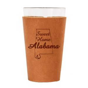Single Stitch Pint Holder: Sweet Home AL