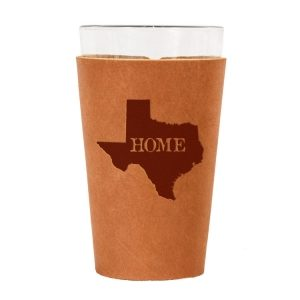 Single Stitch Pint Holder: TX Home
