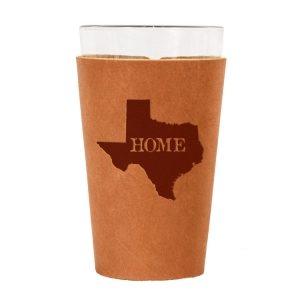 Single Stitch Pint Holder: TX Home