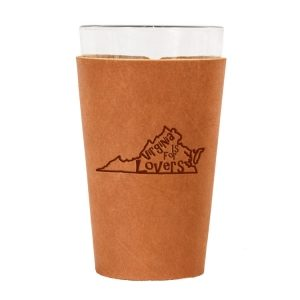 Single Stitch Pint Holder: VA is for Lovers