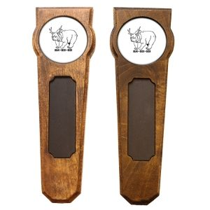 Original Homebrew Handle: Beer Bear