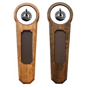 Round Top Homebrew Handle: Light House
