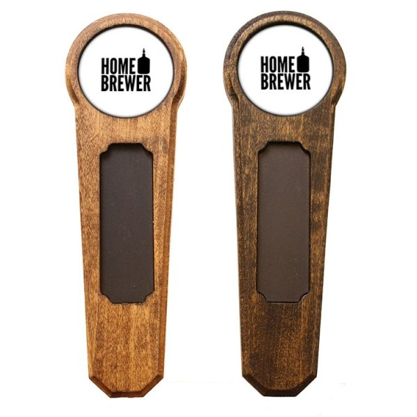 Round Top Homebrew Handle: Home Brewer