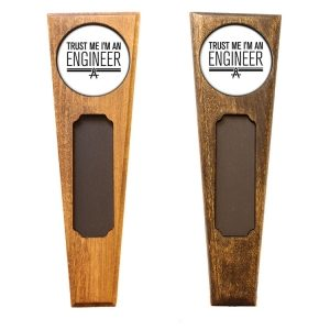 Triangle Top Homebrew Handle: Trust Me ... Engineer