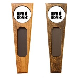 Triangle Top Homebrew Handle: Home Brewer