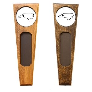 Triangle Top Homebrew Handle: WNC Heart