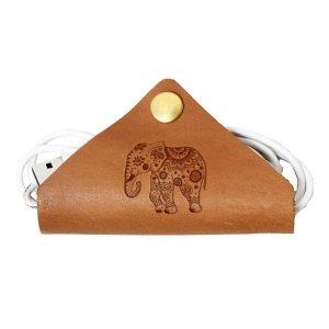Tech Snap #B - Tech Nacho (Set of 2): Elephant Mandala