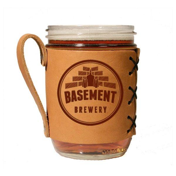 Wide Mason Sleeve: Basement Brewery