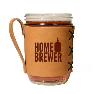 Wide Mason Sleeve: Home Brewer