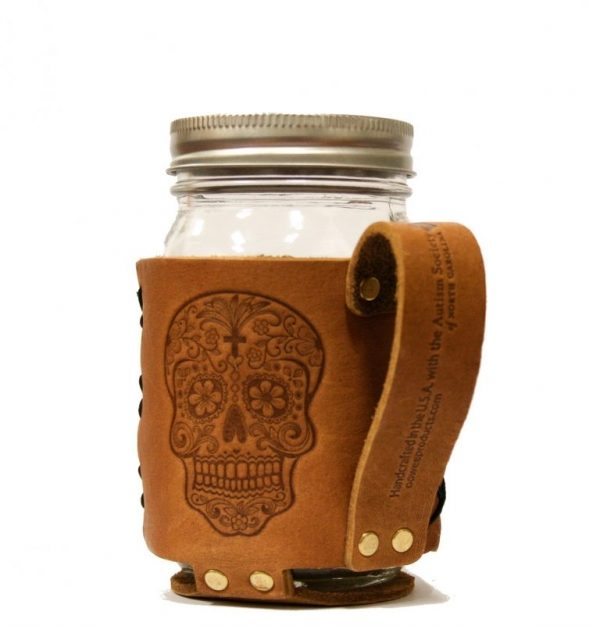 Regular Mason Jar Sleeve Set of 6