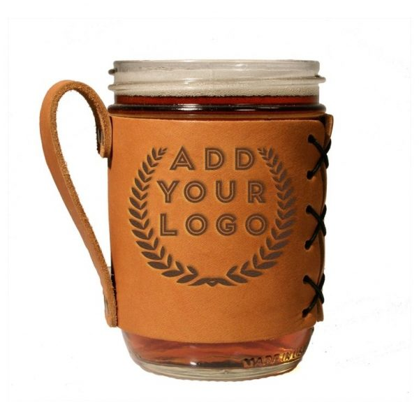 Wide Mason Jar Sleeve Set of 6
