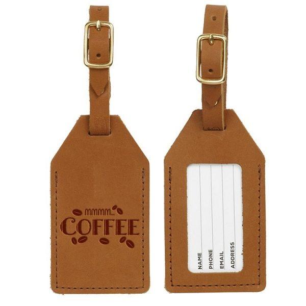 Sewn Tag: Mmm...Coffee