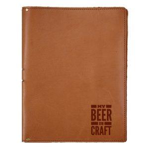 "8.5"" x 11"" Portfolio: My Beer is Craft"